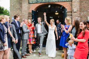 Bruidsreportage Bloemendaal
