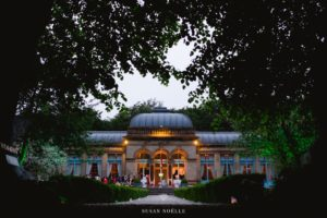 Bruidsreportage Orangerie Elswout
