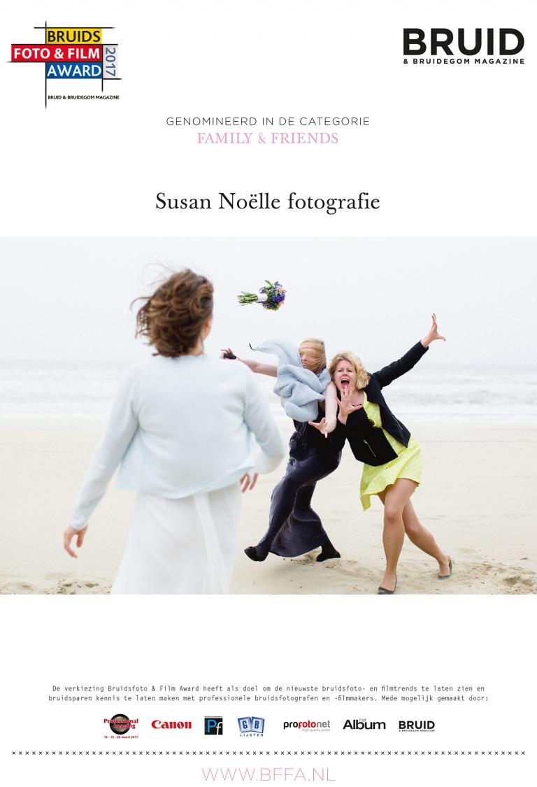 BFFA genomineerd Susan Noëlle