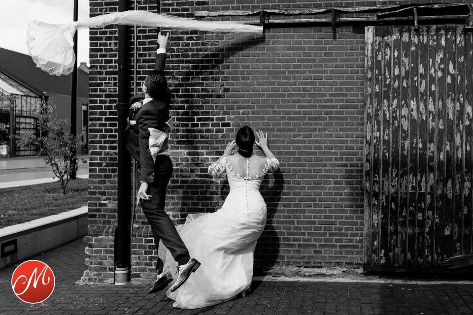 Awardwinning bruidsfotograaf
